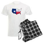 Problem Solved Flag Pajamas