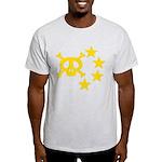 kuuma skull star Light T-Shirt