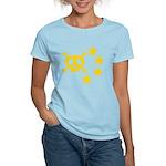 kuuma skull star Women's Light T-Shirt