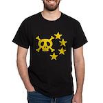kuuma skull star Dark T-Shirt