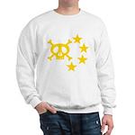 kuuma skull star Sweatshirt