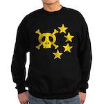 kuuma skull star Sweatshirt (dark)