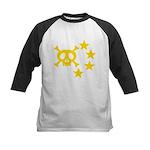 kuuma skull star Kids Baseball Jersey