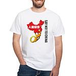 kuuma china 3 White T-Shirt