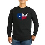 Problem Solved Flag Long Sleeve T-Shirt