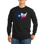 Problem Solved Flag Long Sleeve T-Shirt