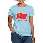 black china Women's Light T-Shirt