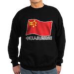 black china Sweatshirt (dark)
