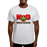 kuuma NO marijuana Light T-Shirt