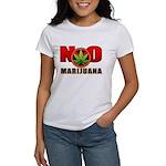kuuma NO marijuana Women's T-Shirt