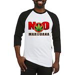 kuuma NO marijuana Baseball Jersey