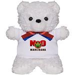 kuuma NO marijuana Teddy Bear