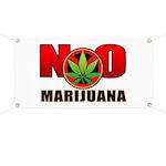 kuuma NO marijuana Banner