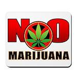 kuuma NO marijuana Mousepad