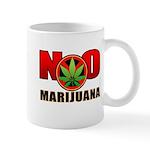 kuuma NO marijuana Mug