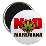 kuuma NO marijuana Magnet
