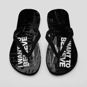 Believer Flip Flops