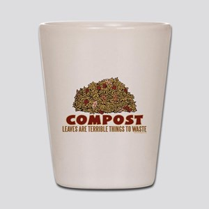 Composting Shot Glass