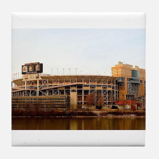 Neyland Stadium Tile Coaster