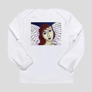 Guardian Angel Long Sleeve Infant T-Shirt