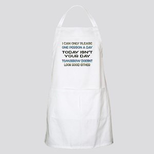 I Can Only Please... BBQ Apron