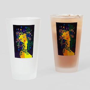Persephone Drinking Glass