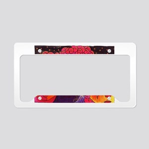 Tribal Sisters License Plate Holder