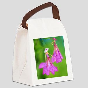 Flower girls Canvas Lunch Bag