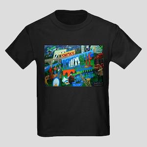 Knoxville, TN Mural T-Shirt