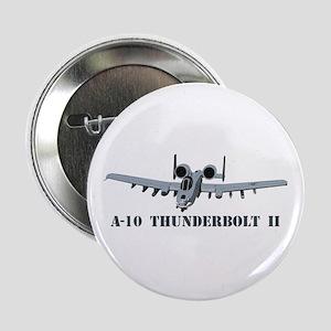 "A-10 Thunderbolt II 2.25"" Button"