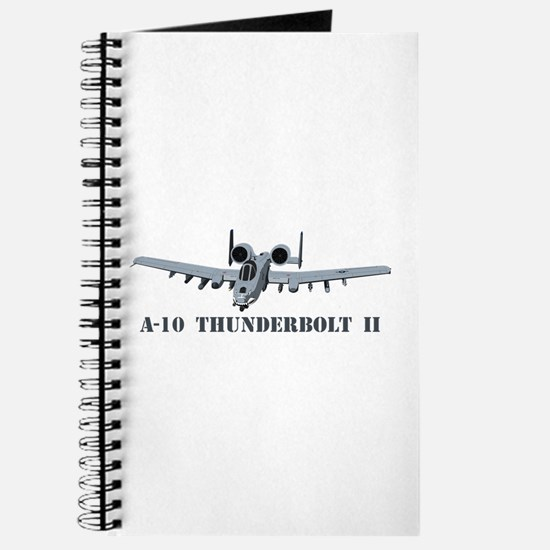 A-10 Thunderbolt II Journal