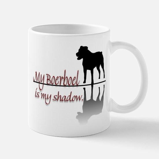 My Boerboel is My Shadow Mug