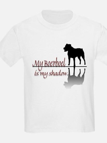 My Boerboel is My Shadow T-Shirt