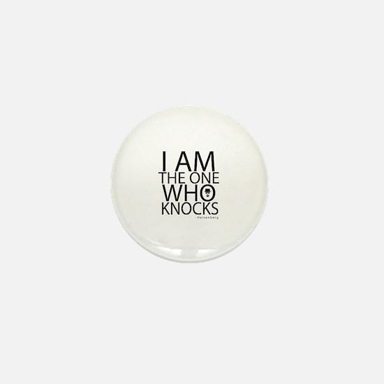 'The One Who Knocks' Mini Button
