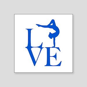 Love Gymnastics Sticker