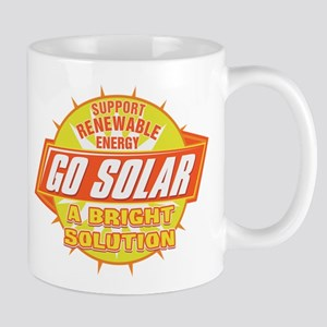 Go Solar Bright Solution Mug