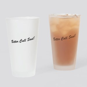 'Better Call Saul!' Drinking Glass