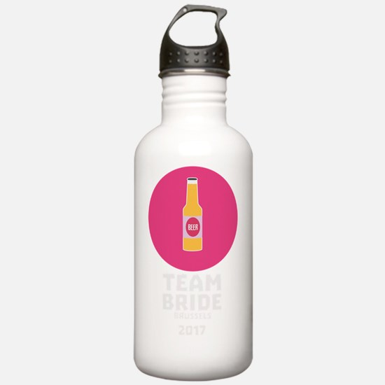Team bride Brussels 20 Water Bottle