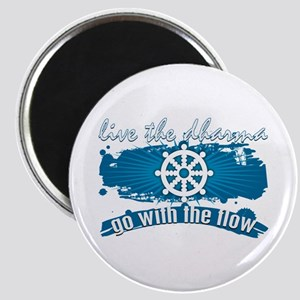 Dharma Go With the Flow Magnet