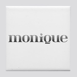 Girls Name Monique Coasters Cafepress
