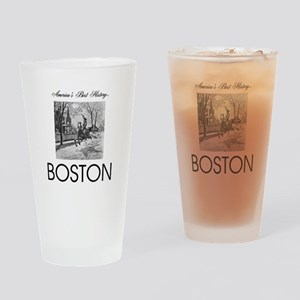 ABH Boston Drinking Glass
