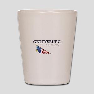 ABH Gettysburg Shot Glass