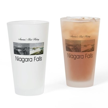 ABH Niagara Falls Drinking Glass
