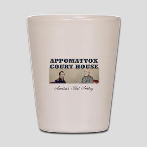 ABH Appomattox Shot Glass