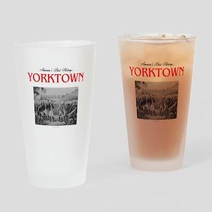 ABH Yorktown Drinking Glass