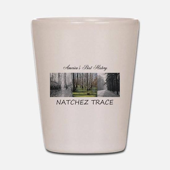 ABH Natchez Trace Shot Glass
