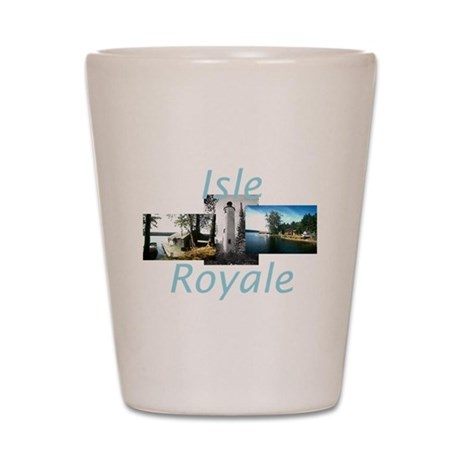 ABH Isle Royale Shot Glass