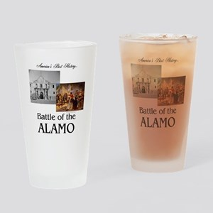 ABH Alamo Drinking Glass