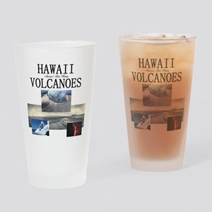 ABH Hawaii Volcanoes Drinking Glass