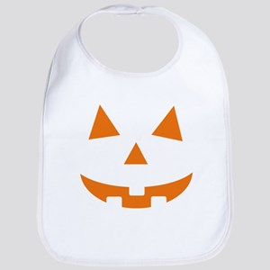 Jack O Lantern Belly Bib
